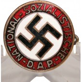 Early miniature badge for NSDAP member. 15,90 mm