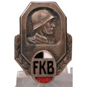 German Freikorps Veteran's FKB badge