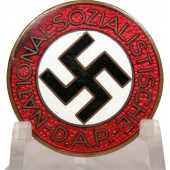 Member badge of NSDAP  M1 /162 RZM, variant