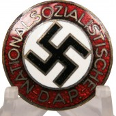 NSDAP member badge M1/148RZM -Heinrich Ulbrichts Witwe