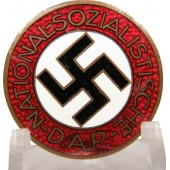 NSDAP Party badge M1/151 RZM. Rudolf Schanes