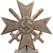 Silver class War Merit Cross w/swords L/16 Steinhauer & Lueck