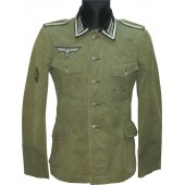 WW2 Wehrmacht Heer Gebirgsjager / mountain troops NCO's tunic