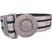 Wehrmacht officer's parade or ceremonial belt