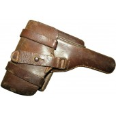 3rd Reich Luftwaffe brown holster for Browning M 22