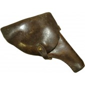 Soviet pre war holster, re-issued by German soldier