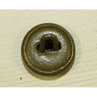14 mm M 41 small size star button for gymnasterka and other uniforms. Espenlaub militaria
