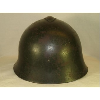 1938 dated SSch-36 Soviet helmet with red star. Espenlaub militaria