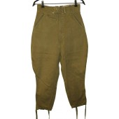 Deutsche Afrika Korps - DAK tropical trousers