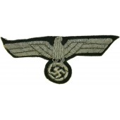 Heeres/Army embroidered breast eagle for officers