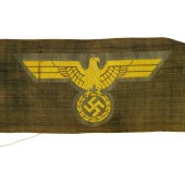 Kriegsmarine coastal service BeVo eagle for field uniform