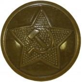 Lendlease US made soviet button composite khaki plastic 22 mm