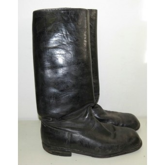 Long black boots for Red Army command personnel. Espenlaub militaria
