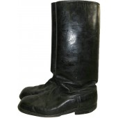 Long black boots for Red Army command personnel