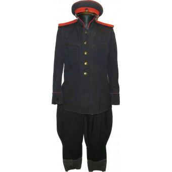 M 47 Militia enlisted personnel everyday uniform ensemble. Espenlaub militaria