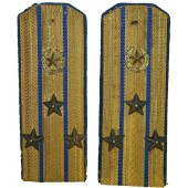 MGB-KGB colonel shoulder boards