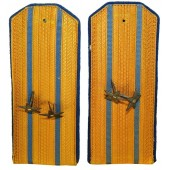 NKVD- NKGB- MGB Lieutenant colonel- podpolkovnik shoulder boards