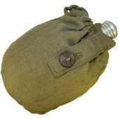 Soviet Russian canteen and cover 1939