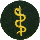 Wehrmacht Medical Personnel Trade Badge