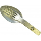 WW2 German Fork Spoon Set