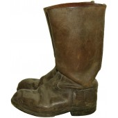 WW2 Infantry long boots - brown