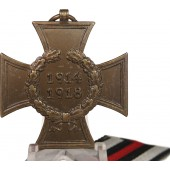Paul Meybauyer Hindenburg commemorative cross without swords for non-combatant