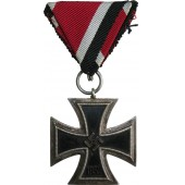 R. Wächtler & Lange Iron cross 1939 2nd class. Austrian issue