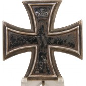 WW1 KO marked Iron cross 1914 first class in very good condition
