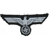 Belgian made German WW2 breast eagle for Panzer wrap