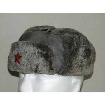 Red Army Winterhat M40, mid-end war issue. Espenlaub militaria