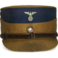 Salty SA Kepi with the navy blue band for the district of Gruppe Hessen