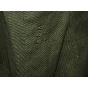 Tropical Wehrmacht tunic, 26th  reconnaissance regiment. Espenlaub militaria