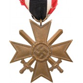 1939 War Merit cross w/swords