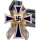 Cross of the German mother in Gold. Mint