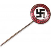 Pre RZM Small, 18 mm NSDAP member badge