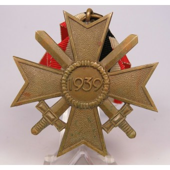 War Merit Cross with Swords 1939 - PKZ 11 Großmann & Co. Espenlaub militaria
