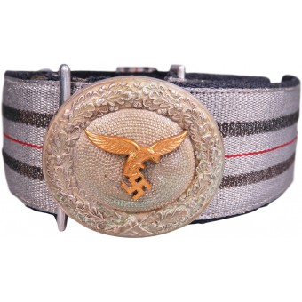 Ceremonial officers belt of the Luftwaffe. Espenlaub militaria