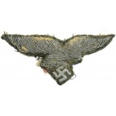 Luftwaffe hand-embroidered officers breast eagle