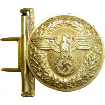 NSDAP Leader's Belt Buckle M4/24 FLL