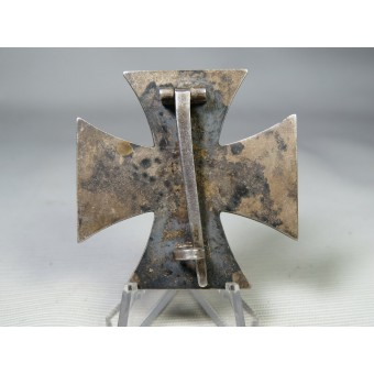 Iron Cross, 1st CLass, 3rd Reich, marked 20 - C.F. Zimmermann Pforzheim. Espenlaub militaria