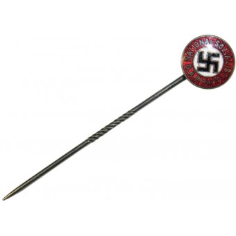 10 mm Miniature of NSDAP member badge. Espenlaub militaria