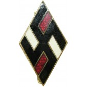3rd Reich NSDStB member badge, National Socialist students unit