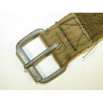Canvas Russian WW2 belt. Espenlaub militaria