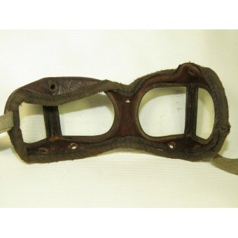 Dust protect goggles for armored troops of Red Army. Espenlaub militaria