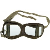 Dust protect goggles for armored troops of Red Army