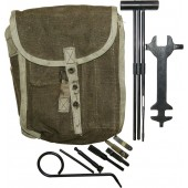 Maxim or Goryunov sub-machine KIT with original canvas shoulder bag