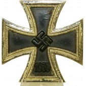 "Eisernes Kreuz, 1st klasse, Iron Cross 1st class, marked ""26"""