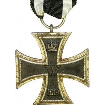 EK2 1914, WW1, Marked on the ring SW. Espenlaub militaria