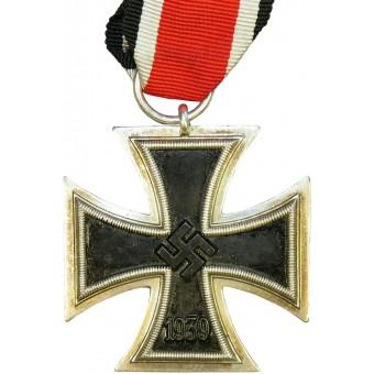 EK2, Iron Cross 2nd class, 1939, Gustav Brehmer. Espenlaub militaria
