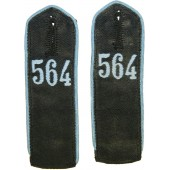 Hitlerjugend air force 564 Bann shoulder straps
